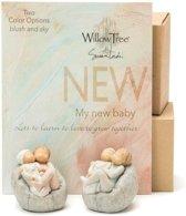 Willow Tree: My New Baby (Blush): Prachtig beeldje van polyresin: Beelden & Figuren