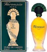 MULTI BUNDEL 4 stuks Ulric De Varens Varensia Eau De Perfume Spray 50ml