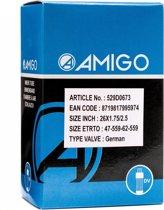Amigo Binnenband 26 X 1.75/2.5 (47/62-559) Dv 45 Mm