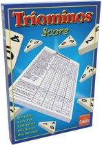 Triomino Scoreblok