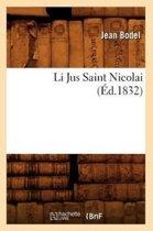 Li Jus Saint Nicolai (Ed.1832)