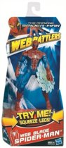 Spiderman Web battler figure