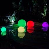Lumisky Sfeerverlichting Bol ø60cm - 7 kleuren LED