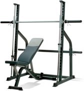 Marcy SM600 Smith Machine & Verstelbare Bank - 10002743