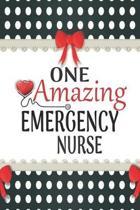 One Amazing Emergency Nurse