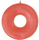 Opblaasbaar rubberen ringkussen - 41 cm