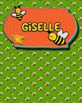 Handwriting Practice 120 Page Honey Bee Book Giselle