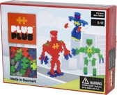 Plus-Plus Mini Neon - Robots - 170 stuks