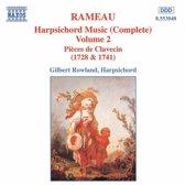 Rameau:Harpsichord Music Vol.2