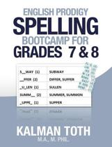 English Prodigy Spelling Bootcamp for Grades 7 & 8