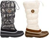 Winter-grip - Snowboots - Vrouwen - Antraciet - Maat 39