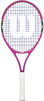 Wilson Burn Pink 25 jr. - Tennisracket - Uni - Maat L0 - multi