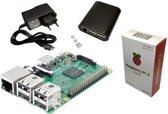 Raspberry Pi 3 Model B starter kit (light)