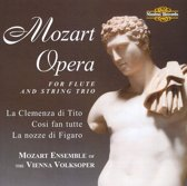 Mozart: Opera For Flute And String