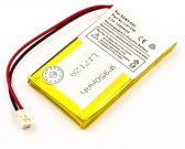 Battery for SONY PS3 Wireless-Controller, Li-Polymer, 3,7V, 1200mAh, 4,4Wh