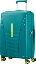 American Tourister Skytracer Spinner 68 saffron yellow