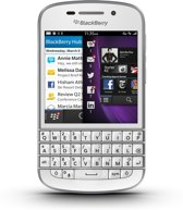 BlackBerry Q10 (QWERTY) - Wit