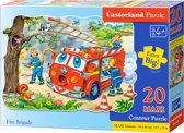 Fire Brigade puzzel 20 maxi stukjes