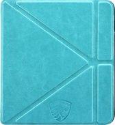 Origami Sleepcover voor Kobo Libra H2O - Turquoise