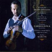 Vivaldi: The Four Seasons, 3 Concertos / Carmignola, Marcon et al