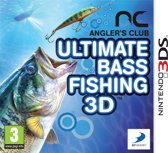 Angler's Club: Ultimate Bass Fishing 3D - 2DS + 3DS