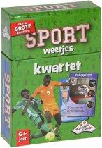 Sport Weetjes Kwartet - Kaartspel