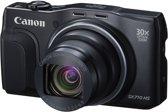 Canon PowerShot SX710 HS - Zwart
