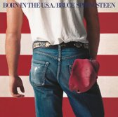 CD cover van Born In The U.S.A. van Bruce Springsteen