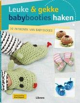 Leuke & gekke babybooties haken