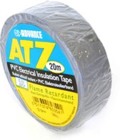 Advance   -   AT7    -  Isolatietape   -  19mm x 20m. Grijs