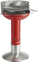 Barbecook Major Chili Houtskoolbarbecue - Ø 50 cm - Rood