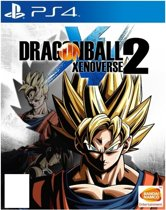 Dragon Ball Xenoverse 2 - PS4