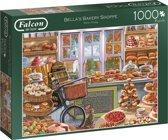 Bella's Bakery Shoppe 1000pcs