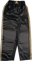 Adidas Kickboksbroek Climacool Unisex Zwart/goud Maat 200 Cm