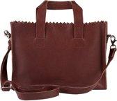 MYOMY My Paper Bag Mini Dames Crossbodytas - Rood