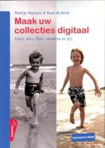 Maak uw collecties digitaal
