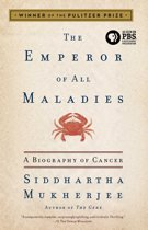 Omslag van 'The Emperor of All Maladies'