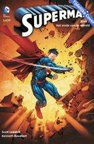 Superman hc03. het einde van de wereld (new 52)