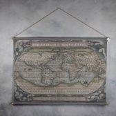 Oude wereldkaart TYPVS ORBIS TERRARVM