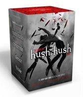 The Complete Hush, Hush Saga boxset (1-4)