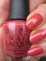 OPI nagellak go with the lava flow NL H69