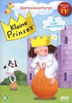 Prentenboek Kleine prinses