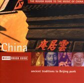 China. The Rough Guide
