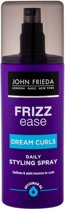 John Frieda Frizz Ease Dream Curls Daily Styling Spray - 200 ml - Styling spray
