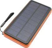 SIMICO S4 Solar powerbank 16.000 mAh met Type-C aansluiting op zonne-energie