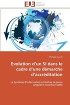 Evolution D Un Si Dans Le Cadre D Une D�marche D Accr�ditation