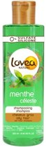 Lovea Nature Shampoo - Mint Vet Haar 250 ml