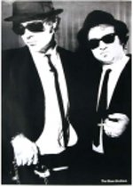 The Blues Brothers-film-John Belushi-Poster-70x100cm.
