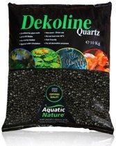 AquaticNature kwartsgrind Nero zwart - Aquarium grind 10kg