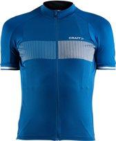 Craft Verve Glow Jersey Fietsshirt - Heren - True Blue/Coast